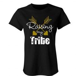 Raising My Tribe Tee