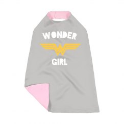 Wonder Girl Kids Cape