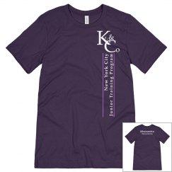 The K&C JTP T-Shirt 2018-2019
