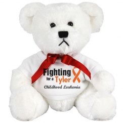 Fight Leukemia Bear