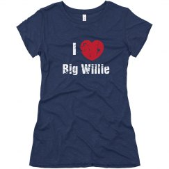 Love Big Willie