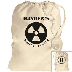 HAYDEN. Laundry bag