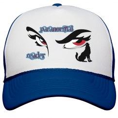 Paranormal Reader Hat