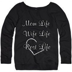 Mom and Wife Sweater