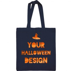 Custom Halloween Metallic Candy Bag