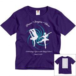 Recital 2019 - YOUTH T-shirt