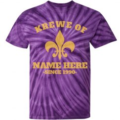 Krewe Of Mardi Gras Shirt
