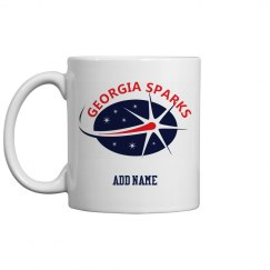 Georgia Sparks 11oz Ceramic Coffee Mug