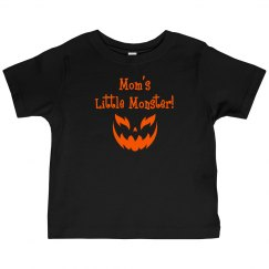 Halloween Toddler Shirt - Mom's Monster