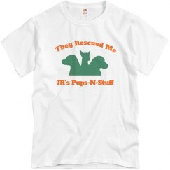 They Rescued Me T-Shirt