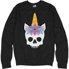 Skullycorn Sweatshirt