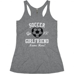 Soccer Girlfriend Colors