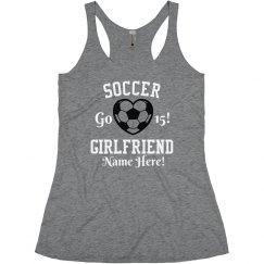 Soccer Girlfriend Colors