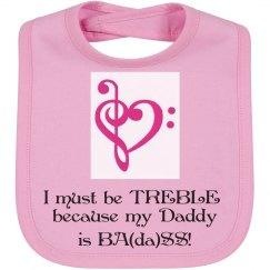 Treble Ba(da)ss (Daddy)