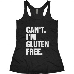 Can't. I'm Gluten Free