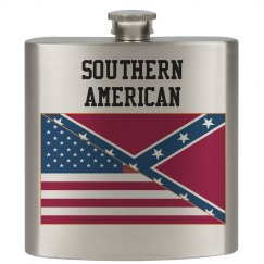 Southern American Flask