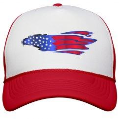 USA Eagle - Trucker Hat