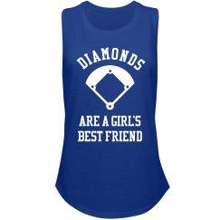 Sporty Girls And Diamonds