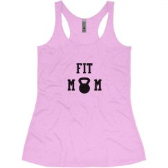 Fit mom