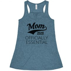 Officially Essential Mom