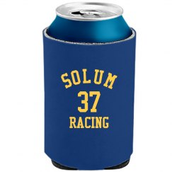 Racing koozie old school