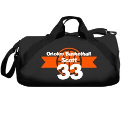 Sports bag personalized