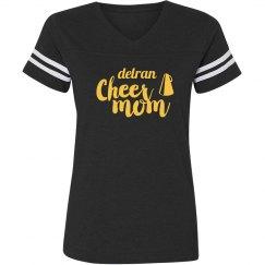 Cheer Mom Vintage T
