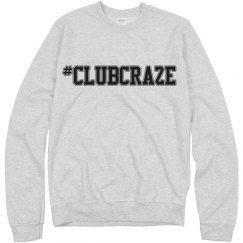 Club Craze Crew Neck Sweatshirt