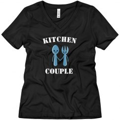Kitchen couple