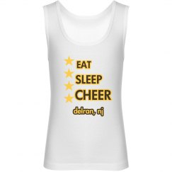 Eat Sleep Cheer Youth