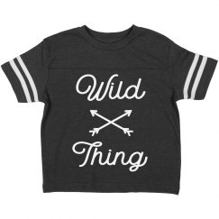 Wild Thing Toddler Tee