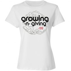 Growing -n- Giving