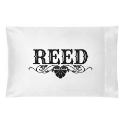 REED. Pillow case