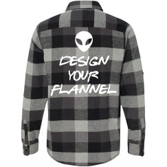 Custom Flannel Text