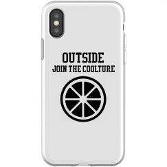 OUTSIDE HUSA TELEFON IPHONE X