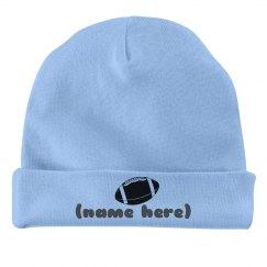 football hat baby