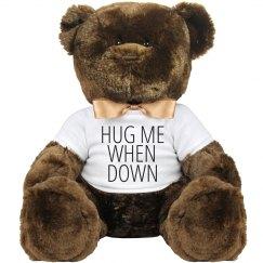 Hug Me When Down