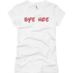 Bye Hoe