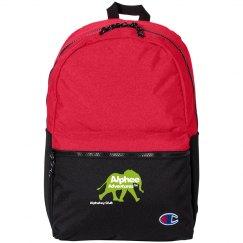 AlphaKey Club Backpack!