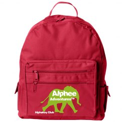 Alphee Adventures AlphaKey Club Backpack