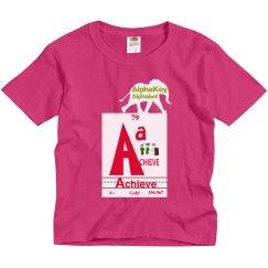 AlphaKey Alphabet Achieve Tee