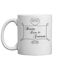 All things good mug