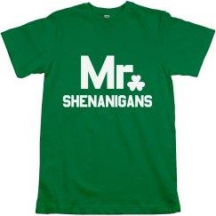 Mr. Shenanigans