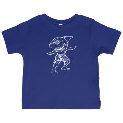 Toddler Shark School Tee