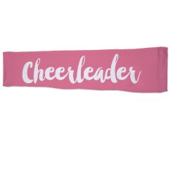 Custom Cheerleader Sleeve