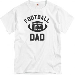 Classic & Custom Football Dad