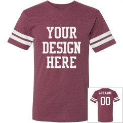 Create Your Own Design Football Dad