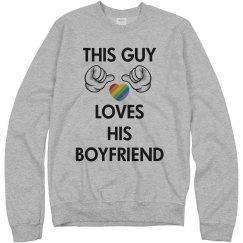 He Loves His Boyfriend