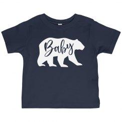 Baby Bear Script Matching Mama