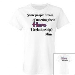 my hero shirt (female)